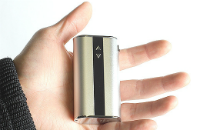 BATTERY - Eleaf iStick 50W - 4400mA VV/VW Sub Ohm ( Stainless ) image 4