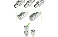 ATOMIZER - Vision MK Sub Ohm Clearomizer image 3