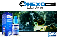 30ml LOST ATLANTIS 0mg eLiquid (Without Nicotine) - eLiquid by HEXOcell image 1