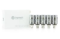 ATOMIZER - 5x LVC Atomizer Heads for Joyetech Delta II ( 0.5 ohms ) image 1