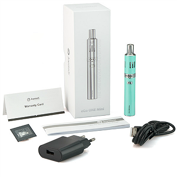 KIT - Joyetech eGo ONE Mini 850mAh Sub Ohm Kit ( Water Blue )