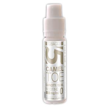 15ml CAMEL TOE / ORIENTAL TOBACCO 6mg eLiquid (With Nicotine, Low) - eLiquid by Pink Fury
