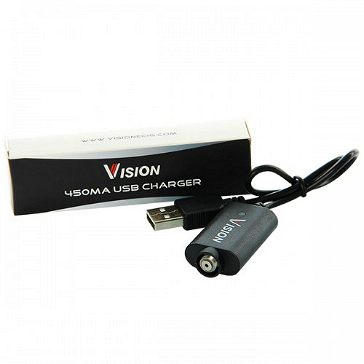 CHARGER - VISION 450mAh USB Charging Cable