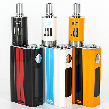 KIT - Joyetech eVic VT Sub Ohm 60W Full Kit ( Racing Yellow )