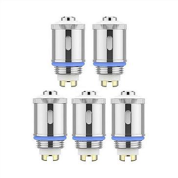 ATOMIZER - 5x Eleaf GS Air Ni200 Temperature Control Heads ( 0.15 ohms )