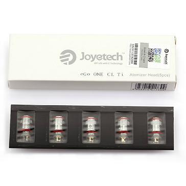 ATOMIZER - Joyetech CL-Ti 0.4Ω Atomizer Heads