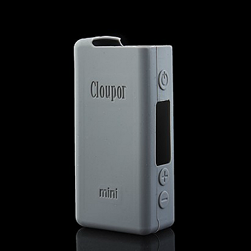 VAPING ACCESSORIES - Cloupor Mini Protective Silicone Sleeve ( Gray )