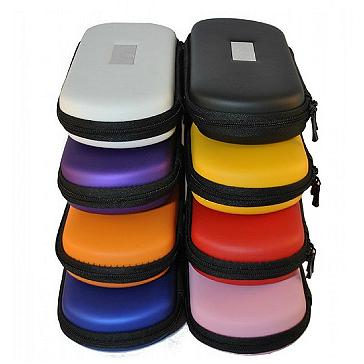 VAPING ACCESSORIES - Medium Size Zipper Carry Case ( Purple )