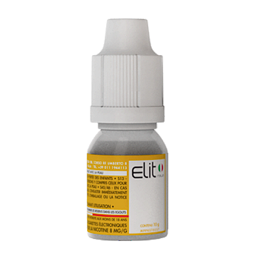 10ml OAKLEY / LIQUORICE TOBACCO 8mg eLiquid (With Nicotine, Low) - eLiquid by Elit Italia