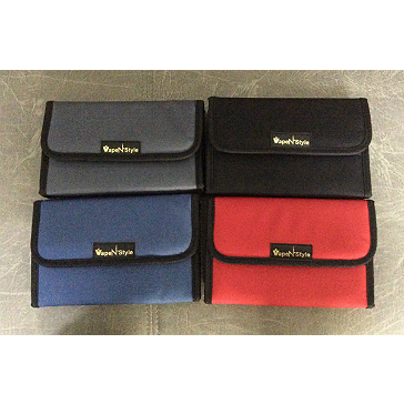 VAPING ACCESSORIES - Large Carry Bag ( Red )