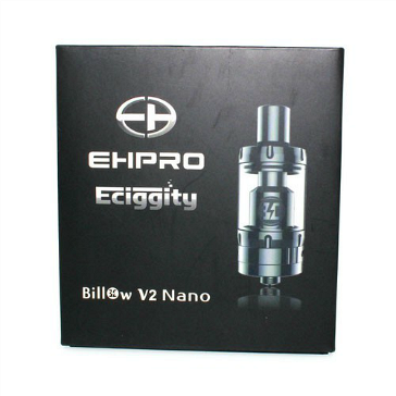 ATOMIZER - EHPro Billow V2 Nano RTA ( Stainless )
