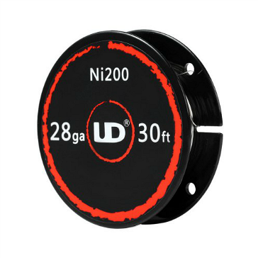 VAPING ACCESSORIES - UD 28 Gauge Ni200 Wire ( 30ft / 9.15m )