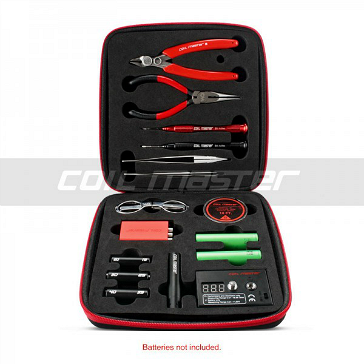VAPING ACCESSORIES - Coil Master DIY Coil Building Kit V2