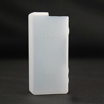 VAPING ACCESSORIES - Cloupor Mini Protective Silicone Sleeve ( Clear )