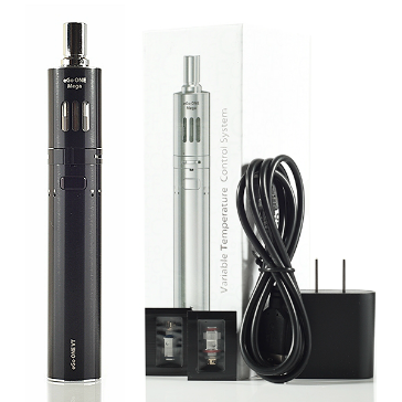 KIT - Joyetech eGo ONE VT 2300mAh Variable Temperature Kit ( Black )