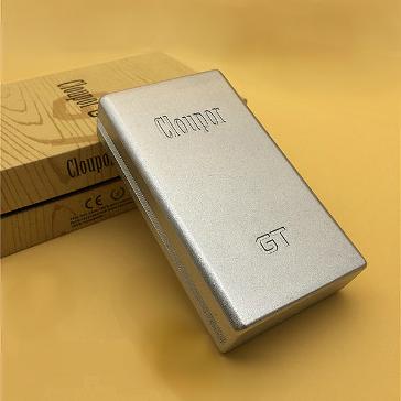 KIT - Cloupor GT 80W TC ( Stainless )