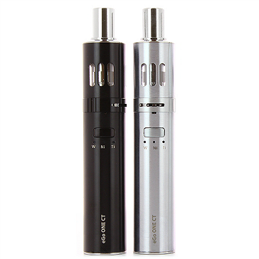 KIT - Joyetech eGo ONE CT 1100mAh Constant Temperature Kit ( Stainless )