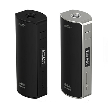 KIT - Eleaf iStick 60W Temp Control Box MOD ( Stainless )