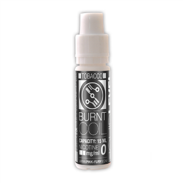 15ml BURNT COIL / TOBACCO MIX 12mg eLiquid (With Nicotine, Medium) - eLiquid by Pink Fury
