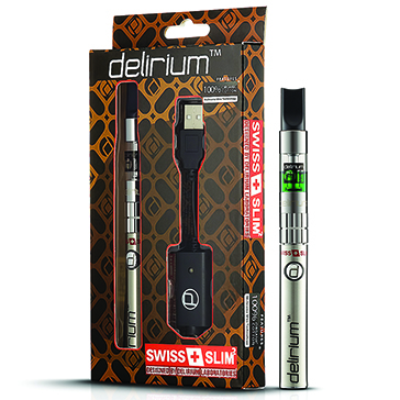 KIT - delirium Swiss & Slim V2 ( Single Kit - Silver )