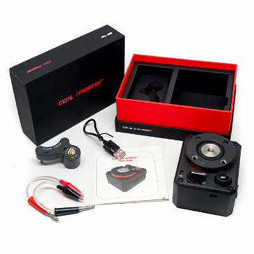 VAPING ACCESSORIES - Coil Master 521 Tab Professional Ohm Meter