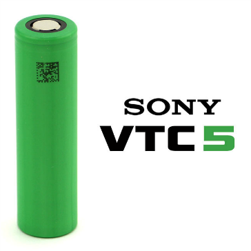 BATTERY - Sony VTC5 High Drain 18650 Battery ( Flat Top )