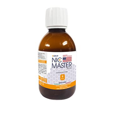 D.I.Y. - 250ml NIC MASTER Drip Series eLiquid Base (20% PG, 80% VG, 9mg/ml Nicotine)
