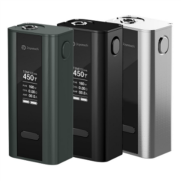 KIT - Joyetech CUBOID 150W - 200W TCR Box Mod ( Grey )