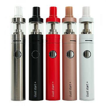 KIT - Eleaf iJust Start Plus Sub Ohm Starter Kit ( Black )