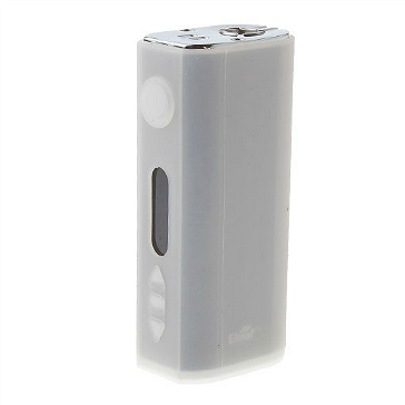 VAPING ACCESSORIES - Eleaf iStick 40W TC Protective Silicone Sleeve ( Clear )