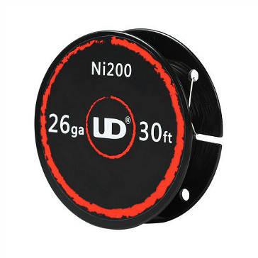 VAPING ACCESSORIES - UD 26 Gauge Ni200 Wire ( 30ft / 9.15m )