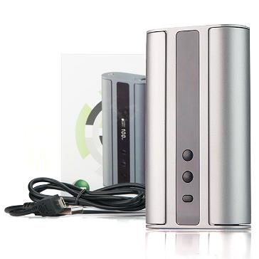 KIT - Eleaf iStick 100W TC Box Mod ( Silver )