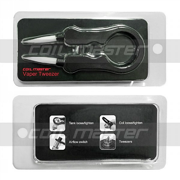 VAPING ACCESSORIES - Coil Master Mini Tweezers ( Ceramic )