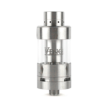 ATOMIZER - COUNCIL OF VAPOR Vengeance Tank Atomizer ( Stainless )
