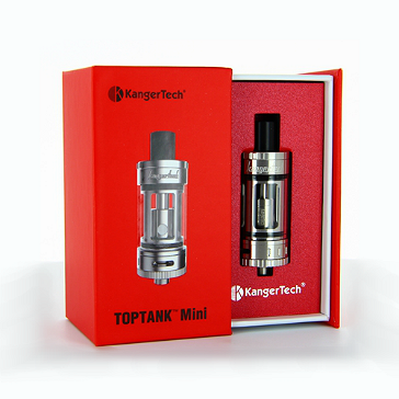 ATOMIZER - KANGER Toptank Mini Clearomizer ( Stainless )