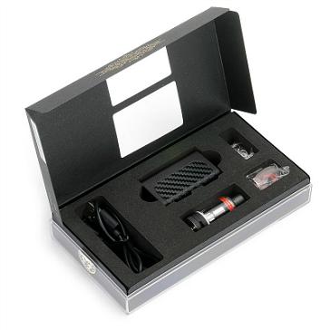 KIT - COUNCIL OF VAPOR Mini Volt 40W Sub Ohm Full Kit ( Black )