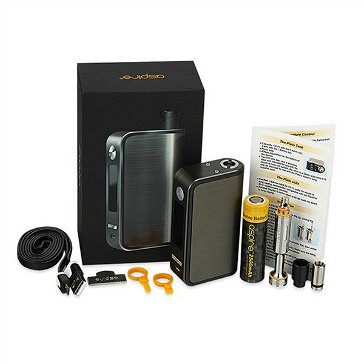 KIT - Aspire PLATO All-In-One Mod Kit ( Black )