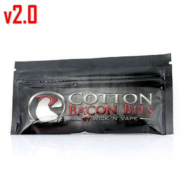 VAPING ACCESSORIES - Cotton Bacon Bits V2 Wickpads