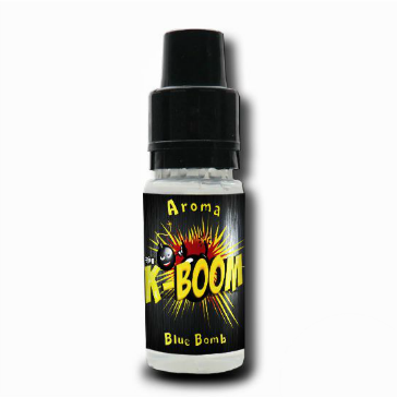 D.I.Y. - 10ml BLUE BOMB eLiquid Flavor by K-Boom
