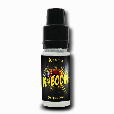 D.I.Y. - 10ml C4-PUCCINO eLiquid Flavor by K-Boom