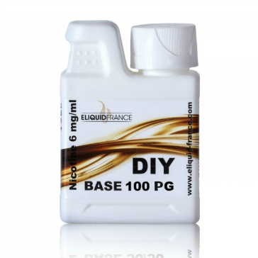 D.I.Y. - 100ml ELIQUID FRANCE eLiquid Base (100% PG, 0mg/ml Nicotine)