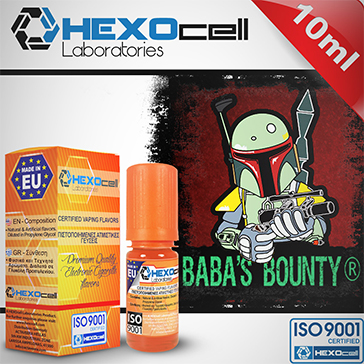D.I.Y. - 10ml BABA'S BOUNTY eLiquid Flavor by HEXOcell