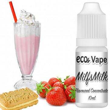D.I.Y. - 10ml MILFS MILK eLiquid Flavor by Eco Vape