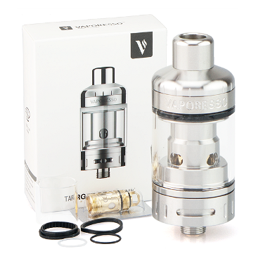 ATOMIZER - VAPORESSO Target Pro cCell Ceramic Coil Atomizer ( Silver )