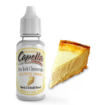 D.I.Y. - 10ml NEW YORK CHEESECAKE eLiquid Flavor by Capella