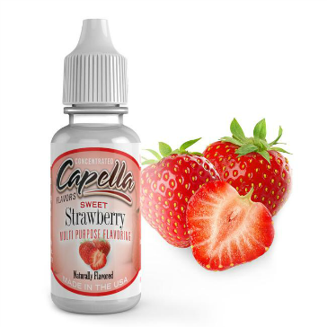 D.I.Y. - 10ml SWEET STRAWBERRY eLiquid Flavor by Capella