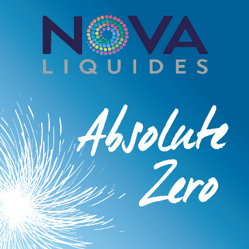 D.I.Y. - 10ml ABSOLUTE ZERO eLiquid Flavor by Nova Liquides