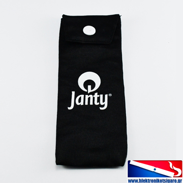 VAPING ACCESSORIES - Janty Carry Pouch for E-Cigarettes ( Accommodates all types )
