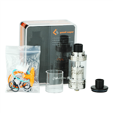 ATOMIZER - GEEK VAPE Griffin 25 Plus RTA ( Stainless )