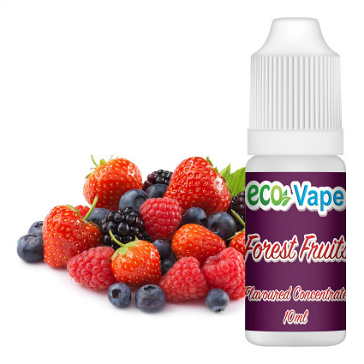D.I.Y. - 10ml FOREST FRUITS eLiquid Flavor by Eco Vape